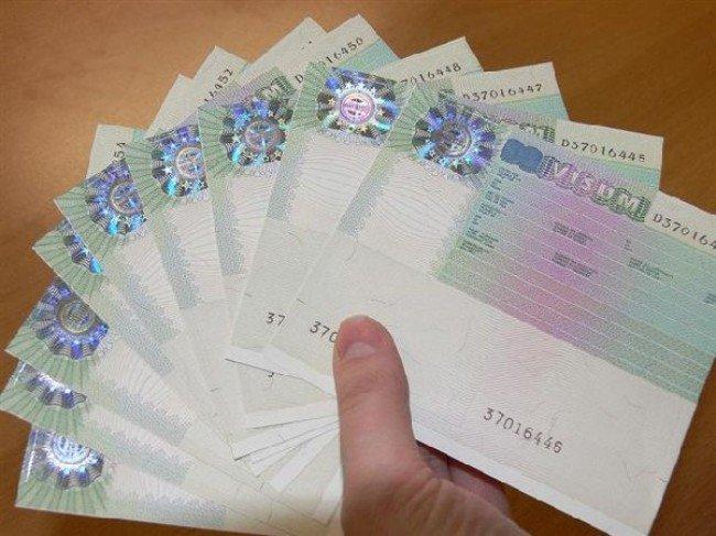 прокат визы в финляндию
