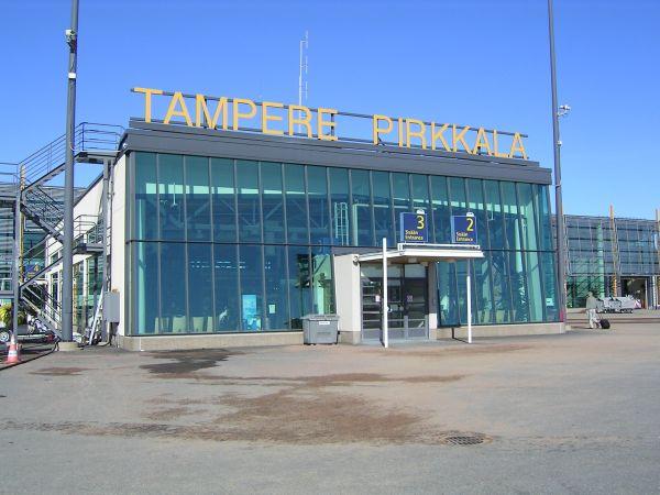 Автобус СПБ-Тампере