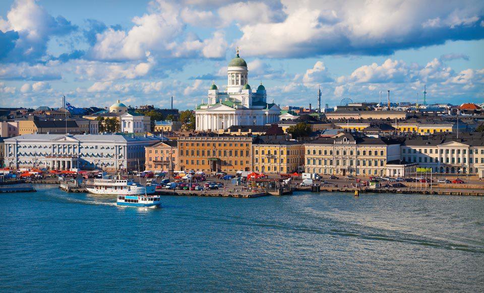 Маршрутка СПб Хельсинки