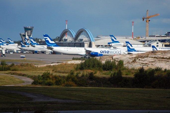 Маршрутка в аэропорт Хельсинки - Вантаа (Helsinki - Vantaa)