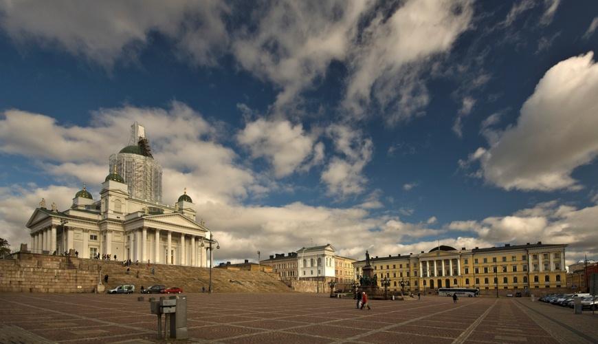 Трансфер в Хельсинки